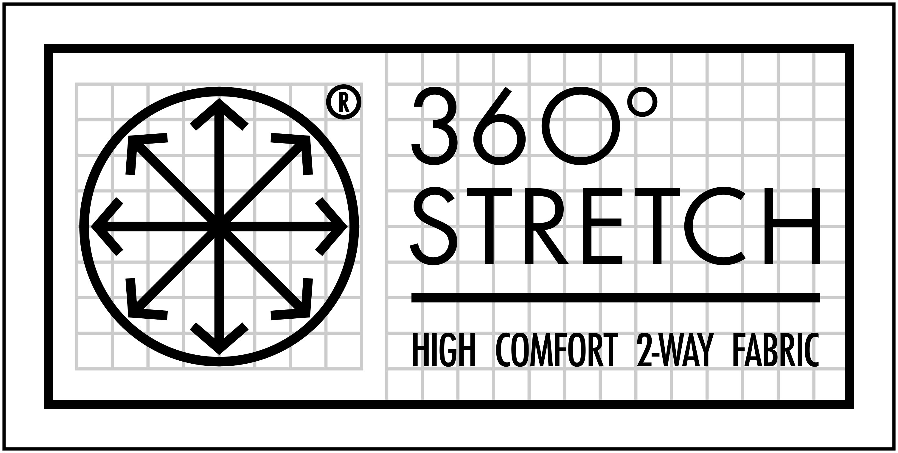 360°STRETCH FABRIC